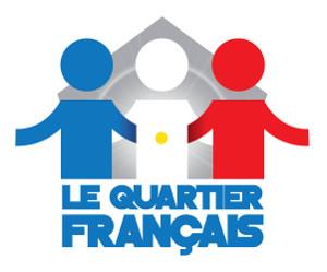 Школа француского языка Mobile Logo