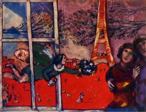 La legende de Montmartre (Modigliani, Picasso, Chagall)
